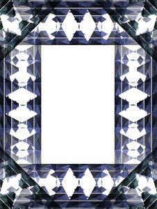 Free Rhombus Frame Vertical Royalty Free Stock Photos - 4432708