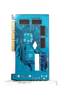 Free PC Hardware Video Card Stock Photography - 4433552
