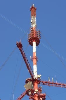 Free Telecommunications Royalty Free Stock Photography - 4435057