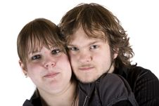 Free Couple Stock Photography - 4435112