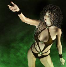 Free Sexy Warrior Stock Photo - 4435600