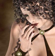 Free Sexy Warrior Stock Photos - 4435603