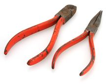 Free 1950 S Or 60 S Red Handled Tools Stock Image - 4437351