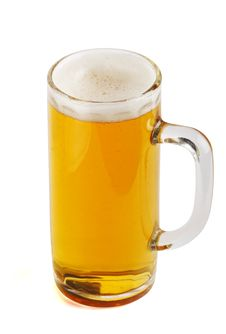 Free Beer Mug. Variant Two Stock Photo - 4438390