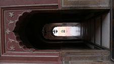 Side Door Of Badshahi Masjid Royalty Free Stock Photos