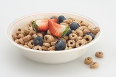 Free Cereal For Breakfast Royalty Free Stock Photo - 4438595