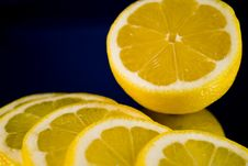 Free Lemon Arrangement Royalty Free Stock Image - 4438966