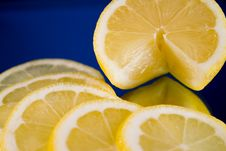 Free Lemon Arrangement Stock Photography - 4438972
