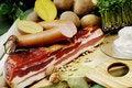 Free Potatoes Soup Royalty Free Stock Photography - 4440887