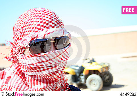 Free Driver Of ATV Stock Photos - 4449283
