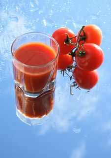 Free Tomato Juice Stock Photos - 4440243