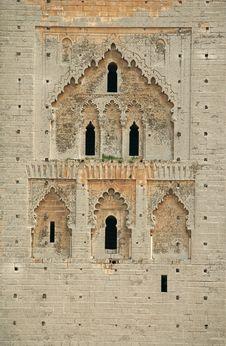 Free Minaret Carving Part Stock Photo - 4442400