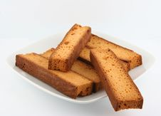 Free Low Fat Rusk Stock Photography - 4442492