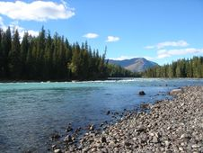 Free River In Mongolia05 Royalty Free Stock Photography - 4443517