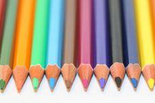 Free Colour Pencils Stock Photos - 4444403