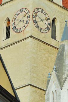 Free Historic Church Of Weissenkirchen No.5; Stock Photo - 4444830