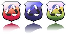 Set Of High Quality Recycling Icons Vectors Stock Photos