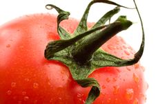 Free A Part Of Red Tomato Stock Images - 4446104