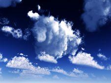 Free Blue Sky 34 Stock Photos - 4446733
