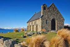 Free Stone Church 2 Royalty Free Stock Image - 4447726
