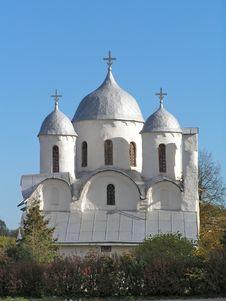 Free East Orthodoxy Church Of Ioann Predtechi Royalty Free Stock Photo - 4448405