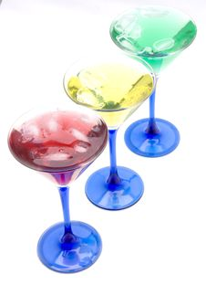 Free Cocktails Stock Photography - 4449222
