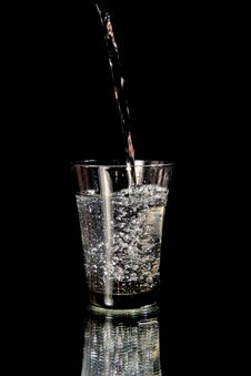 Free Glass Of Water Stock Images - 4449274