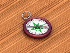 Free Compass Stock Image - 4449371