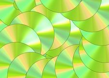 Free Disc Fractal Stock Photography - 4449522