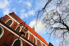 Free Big Palace Stock Photography - 4449582