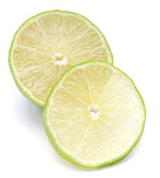 Free Lime Slices Stock Image - 4449731