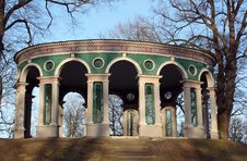 Free Pavilion Stock Image - 4449791