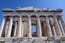 Free Acropolis Stock Image - 4449931