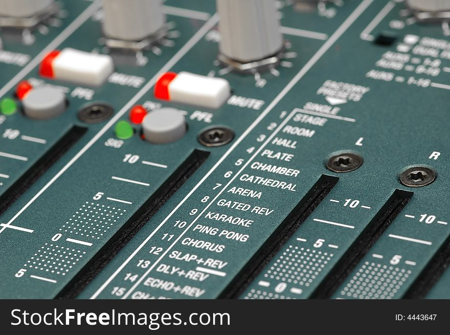 Soundboard - Free Stock Images & Photos - 4443647   StockFreeImages com
