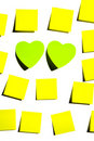 Free Sticky Paper Notes Royalty Free Stock Image - 4452986