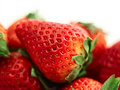 Free Group Of Strawberries Stock Images - 4457104