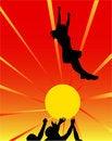 Free Jump Stock Photo - 4458960