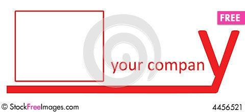 Free Company Logo - Ending Y Stock Image - 4456521