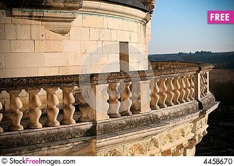 Free Chambord Castle Stock Photo - 4458670