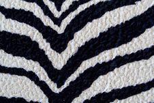 Free Zebra Texture Stock Images - 4450524