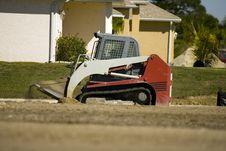 Free A Midget Bulldozer Stock Images - 4451074