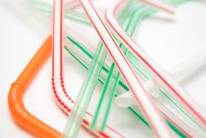 Free Multicolored Tubes Stock Image - 4451521