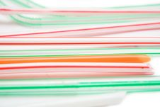Free Multicolored Tubes Stock Images - 4451524