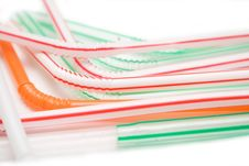 Free Multicolored Tubes Royalty Free Stock Image - 4451526