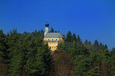 Free Pilgrimage Church Marienstein Royalty Free Stock Images - 4451729