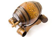 Free Barrel Royalty Free Stock Photo - 4452285