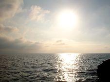 Free Winter Sea 2 Stock Image - 4452451