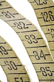 Free Old Measuring Tape Stock Photos - 4452453