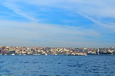 Free Bosphorus Strait, Istanbul, Turkey Stock Photos - 4452743