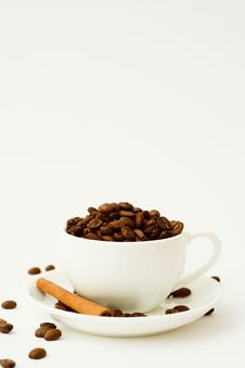 Free Coffee Bean. Stock Photography - 4454572